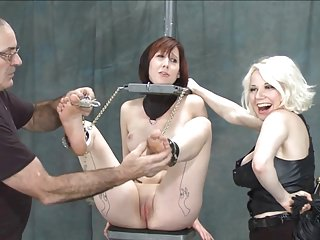 slave is fixed, beaten and vibed