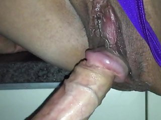 My Sexy Wife Squirting Hard on my Cock again