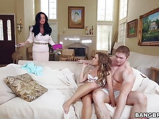 Veronica Avluv and Natasha White  - Stepmom Videos