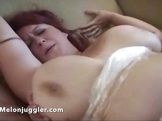 Two Busty BBWs use a skinny guy for sex