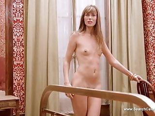 Jane Birkin and Romy Schneider nude - Le mouton enrage