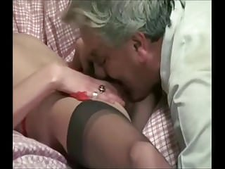 Old Man Eating Pussy
