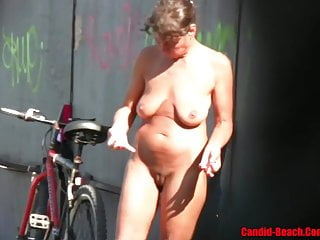 Shaved Big Pussy Lips Hot Mature Milfs Voyeur HD