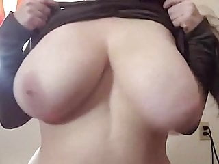 Big Boobs Tease