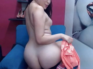 New Cute Colombian Webcam Girl Great Ass Must See Part 2