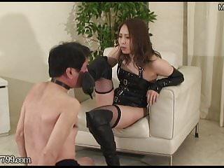 Japanese Bondage Girl Retrain Masochistic Slave