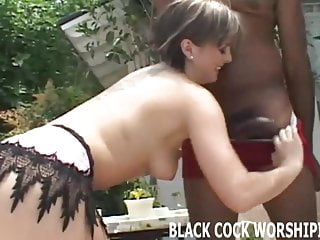 Nothing feels better than a big black cock pounding my pussy