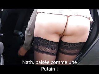 Nath en voiture