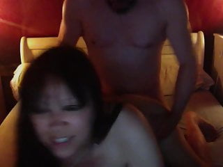 Mature Asian Blowjob, Doggy OnTop & Missionary