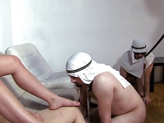 Arab mIstress foot compilation