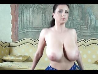 Big Tit Arab Lady