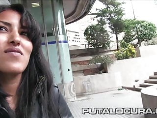PUTA LOCURA Latina Teen sex