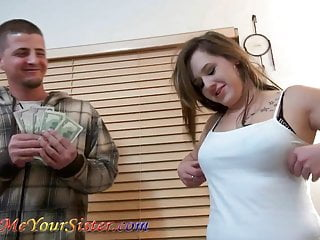 Adorable sister Casting Filmed By Not Her brother, Part 2