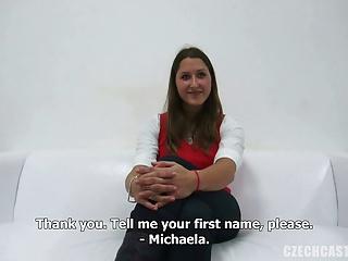 CZECH CASTING - MICHAELA (3499)