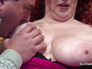 German Mom and Dad in First Time Porn Casting