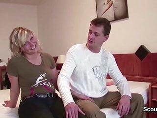 Mutti und Vati aus Dresden beim Porno Casting am ficken