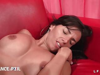 Casting anal d une jolie milf