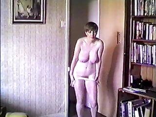 HIT & TITS - vintage 80's big tits strip dance tease