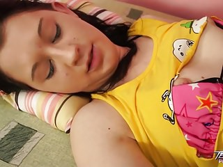 Teenyplayground - Ultra skinny teen with cute tits fuck hard