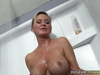 Allison Kilgore Gets Her Holes Stretched By Black Cocks
