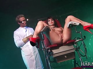 HARMONY VISION Caged Anal Slaves