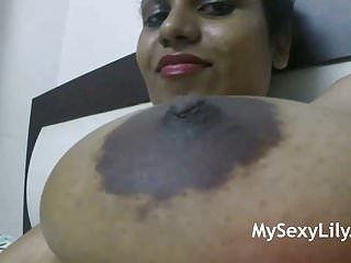Big Indian Tits Babe Horny Lily