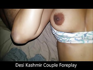 Amateur Young DESI Kashmir Couple wet Hairy Pussy Licked