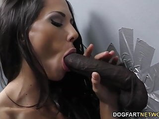 Alexa Tomas suck BBC at Gloryhole