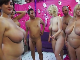 BBW Samantha & Friends