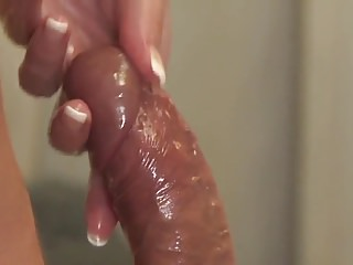 Slow 6 - Cock Caress by a Gentle Beauty