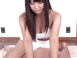 Massage by Sweet Asian Girl Yu Shinohara