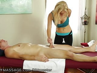 Fantasy Massage Alix Lynx is a Vixen!