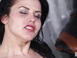 CastingAllaItaliana - Beautiful brunette in Italian casting