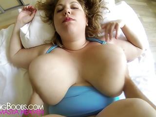 Amateur POV sex - busty girl