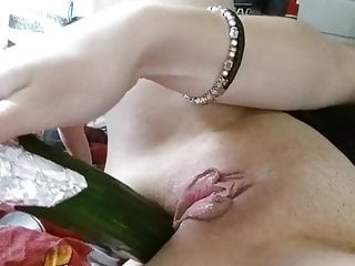Dutch Teen Enjoying her Veggies