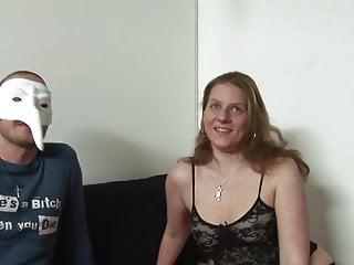 gemaskerde Nederlandse sex