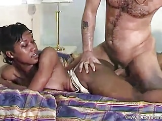 Ebony Couple Fucking In Holland