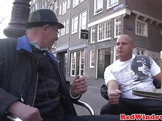 Amsterdam hooker sixtynines and rides client