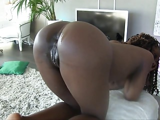 Sexy Black Great Anal.