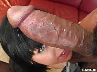 Sadie West vs Huge Black Cock