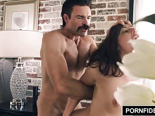 PORNFIDELITY Whitney Creampied By Her Lover