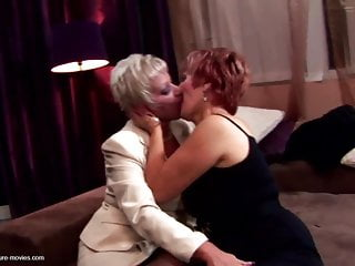 Five mature moms and hairy grannies fucked by young boy