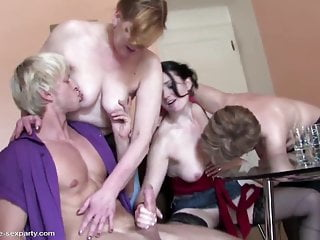 Young son fucks hairy matures not his moms
