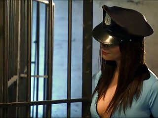 Two couples get arrested and thrown in role-playing foursome