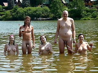 Summer and Nudism