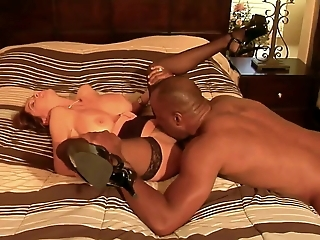 Cuckold wife and her favorite black cock
