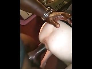 Amateur Wife fucking huge black Monster cock