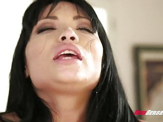 Asian Hotwife Rina Ellis Fucking Big White Dick