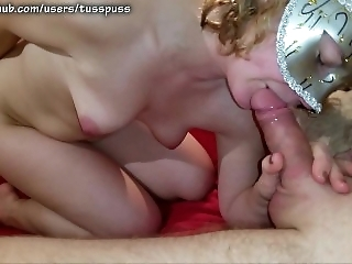 Sucking and rimming until he cums in my mouth