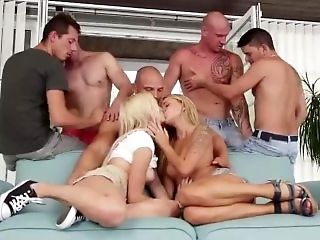 Bi Orgies scene 1